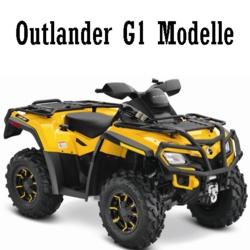 Zubehör Can-Am Outlander G1