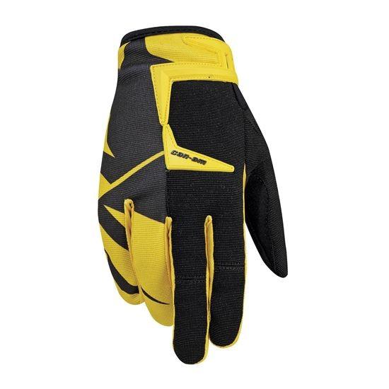 Can-Am Team Handschuhe gelb