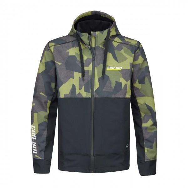 Can-Am Softshell Jacke Herren camouflage