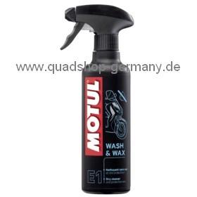 Motul Wash & Wax 400ml