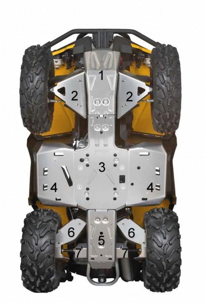 Can-Am Outlander Dreieckslenkerschutz Nr. 2