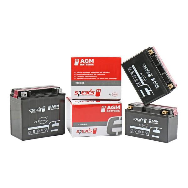 Batterie YTX20L-BS von Speeds