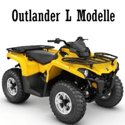 Zubehör Can-Am Outlander 450