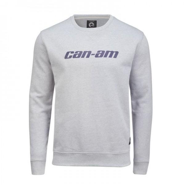 Can-Am Signature Sweatshirt Men grau