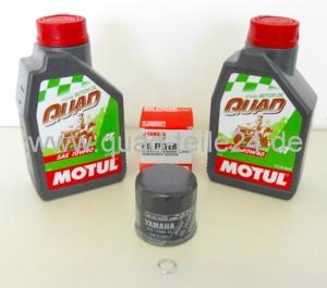 Yamaha Ölwechselpakete