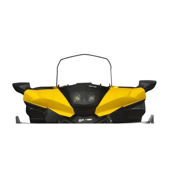 Can-Am Delux Frontverkleidung gelb