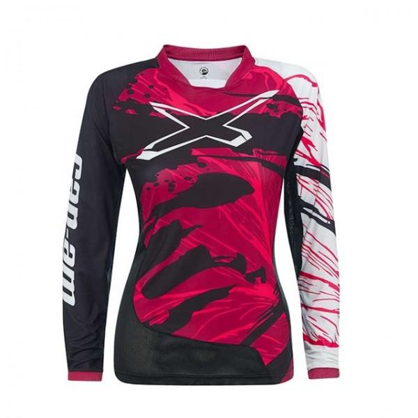 Can-Am Team Trikot Damen rosa
