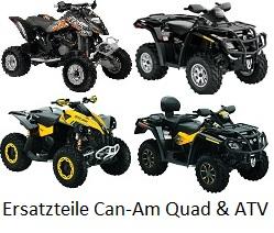 Ersatzteile Can-Am Einzelfahrzeuge