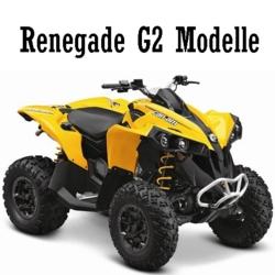 Zubehör Can-Am Renegade G2