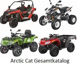 Arctic Cat Ersatzteile Gesamtkatalog