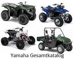 Yamaha Ersatzteile Gesamtkatalog