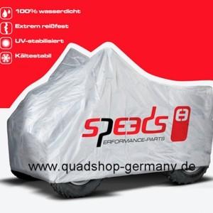 Speeds Allwetter Quad/ATV Garage L